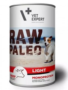 Vet Expert Raw Paelo Beef Light 400g